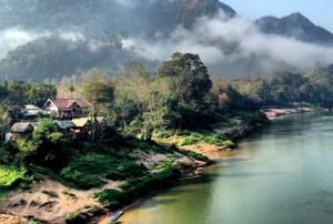 Vízügyi beruházások Laoszban