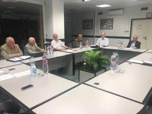 Üléseztek a BPMK szakcsoportvezetői