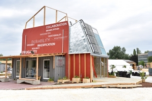 Megkezdődött Szentendrén a Solar Decathlon Europe 2019 innovációs házépítőverseny