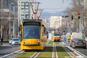 Indul az 1-es villamos Etele térig tartó meghosszabbítása