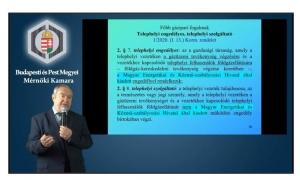 Összefoglaló a BPMK 2020-ban lebonyolított szakmai továbbképzéseiről