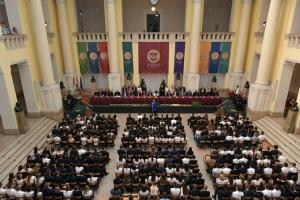 BME-rektor: a Műegyetemen szerzett tudás magas szinvonalú, külföldön is elismert