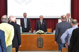 BPMK tisztújító küldöttgyűlés