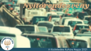 Közlekedési Kultúra Napja - nyitórendezvény