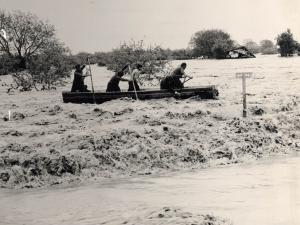 Tisza-völgyi árvíz, 1970