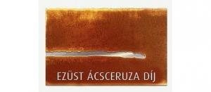 Ezüst Ácsceruza-díj 2017.