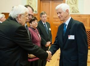 Wigner Jenő-díjas lett Tóth Iván okl. gépészmérnök