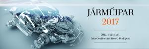 Járműipar 2017 konferencia