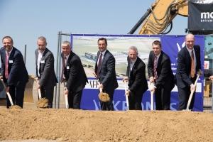 Debrecenben épül a Krones AG első Németországon kívüli európai gyára