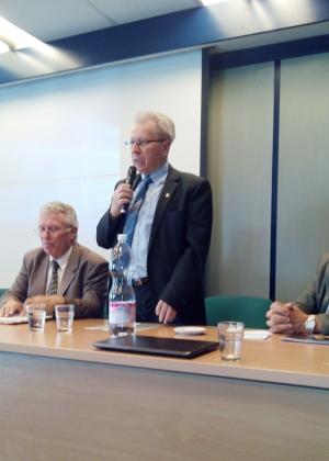 Küldöttgyűlést tartott a Hírközlési és Informatikai Tagozat