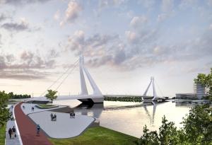 Kihirdették az új budapesti Duna-híd nemzetközi tervpályázat eredményét
