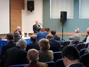 Közlekedésfejlesztés Magyarországon – konferencia