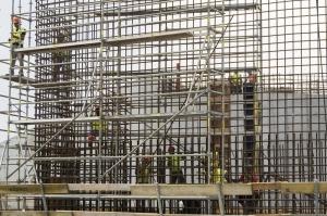Júniusban 15,7 százalékkal csökkent az építőipari termelés volumene